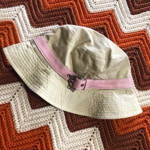 NWOT coach bucket hat